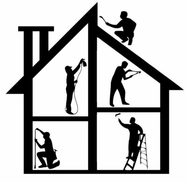 Home repair image